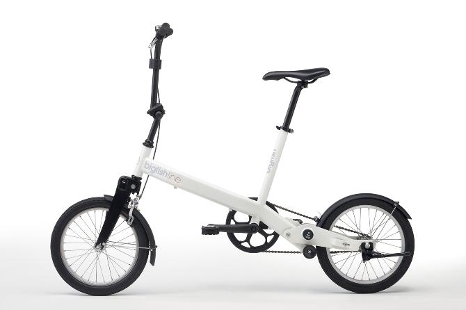 Bigfish Line Foldable Bike Silent Revolutions